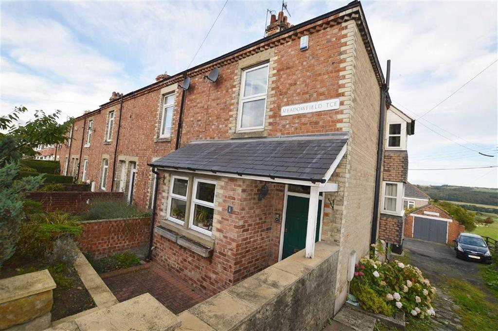 4 Bedrooms End Of Terrace House for sale in Stocksfield