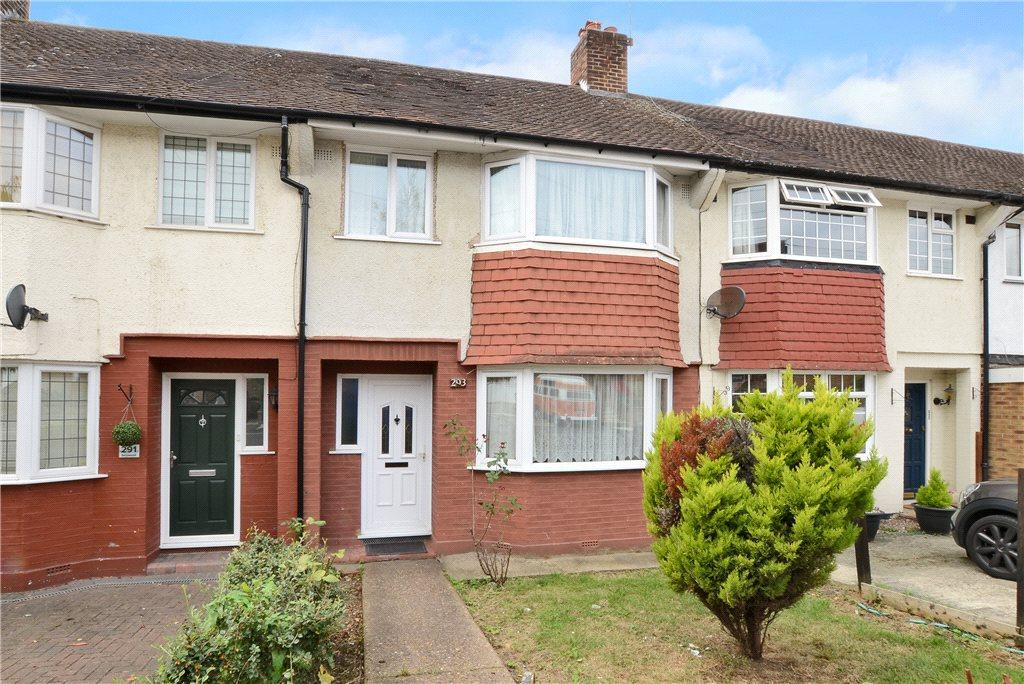3 Bedrooms Terraced House for sale in Lynmouth Avenue, Morden, SM4
