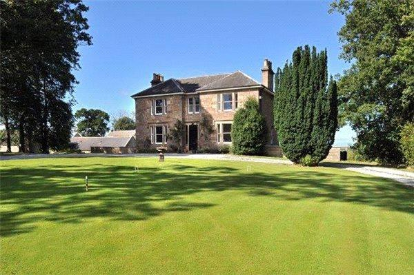 4 Bedrooms Equestrian Facility Character Property for sale in Ardgye Farmhouse, Elgin, Moray, IV30