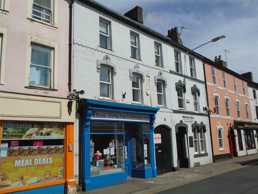 2 Bedrooms Flat for sale in High Street, Wigton, Cumbria