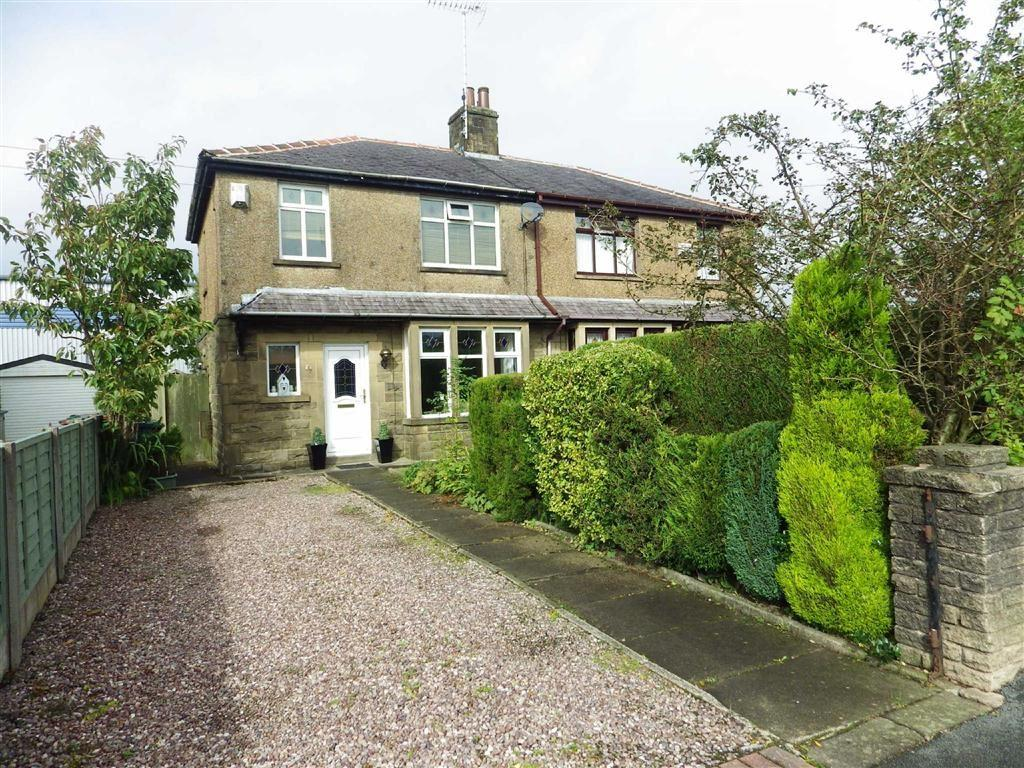 3 Bedrooms Semi Detached House for sale in Broadway, Haslingden, Rossendale, Lancashire, BB4