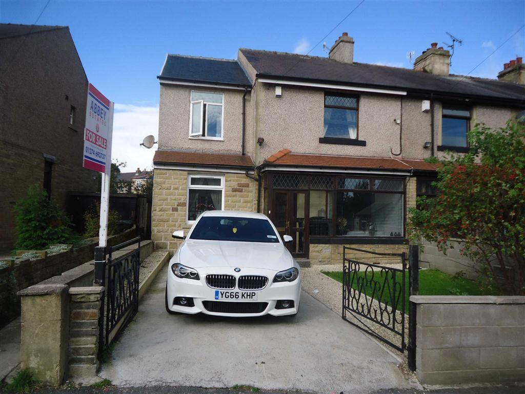 4 Bedrooms End Of Terrace House for sale in Frimley Drive, Bradford, West Yorkshire, BD5