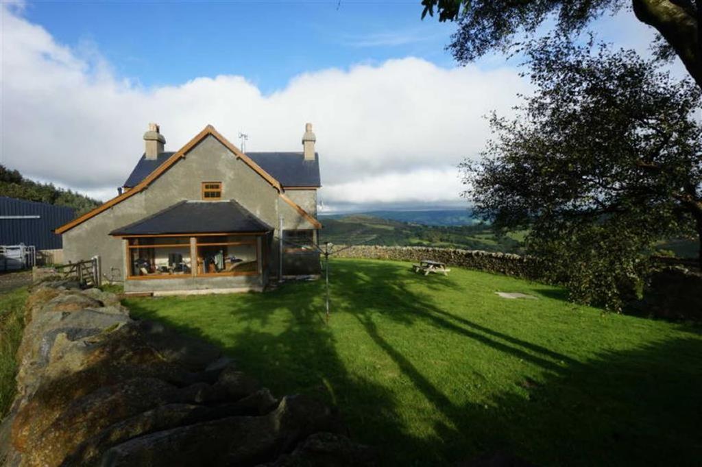 4 Bedrooms Detached House for sale in Ffordd Crafnant, Trefriw, Conwy