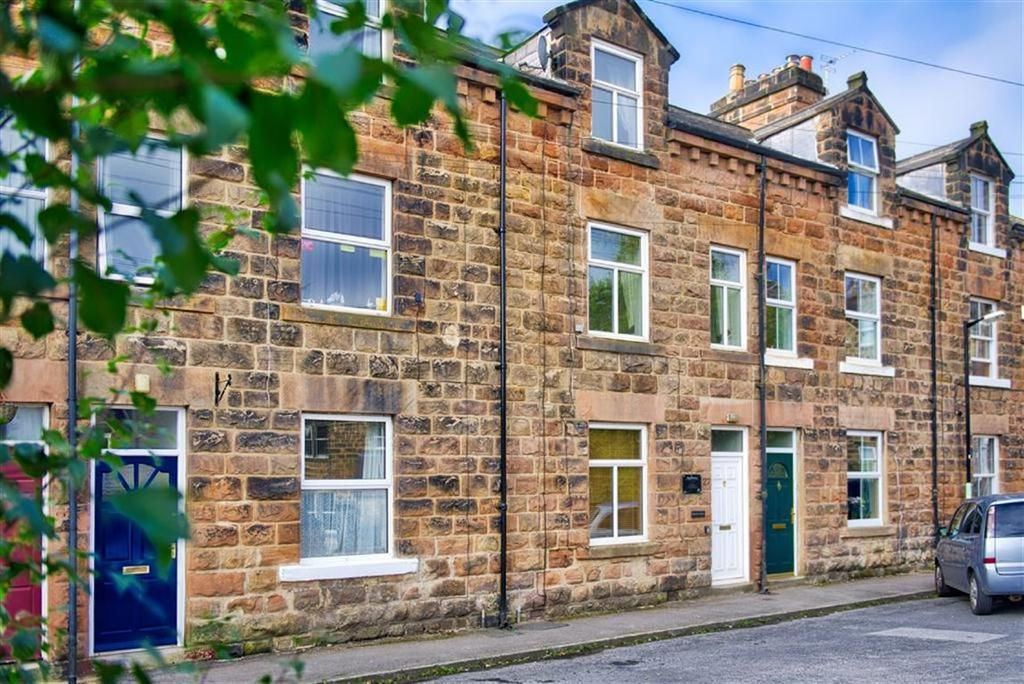 3 Bedrooms Terraced House for sale in Cold Bath Place, Harrogate, North Yorkshire
