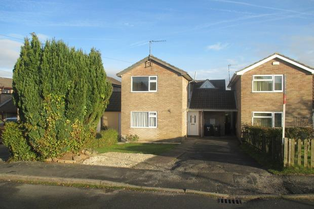 3 Bedrooms Link Detached House for sale in Grange Avenue, Hulland Ward, Ashbourne, DE6