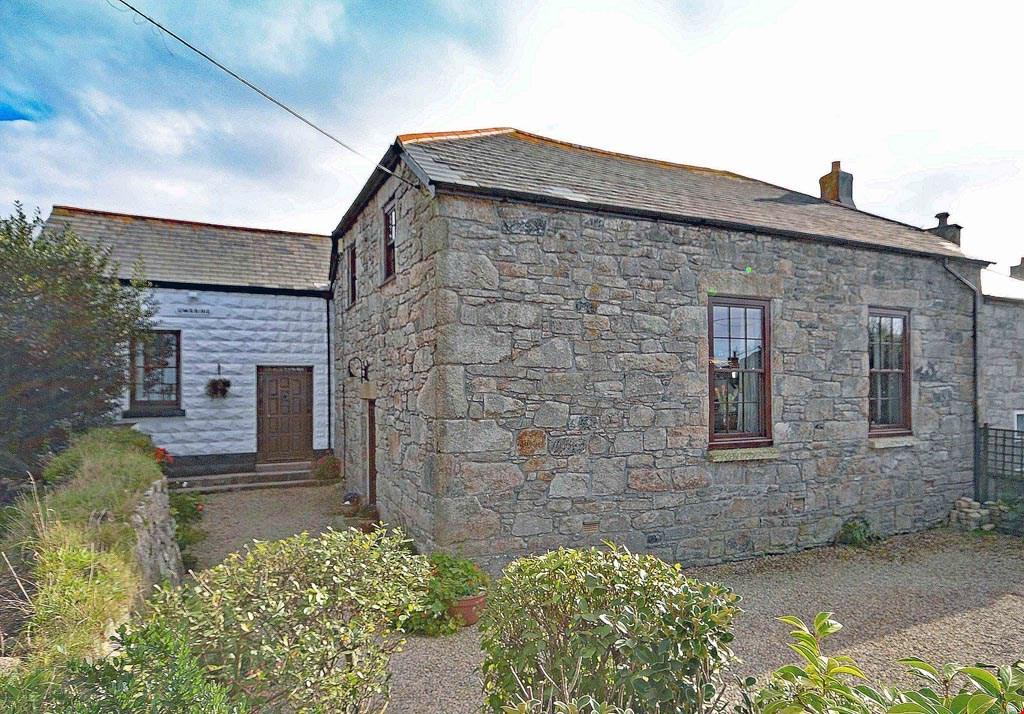 5 Bedrooms House for sale in Pendeen, Nr. Penzance, West Cornwall, TR19