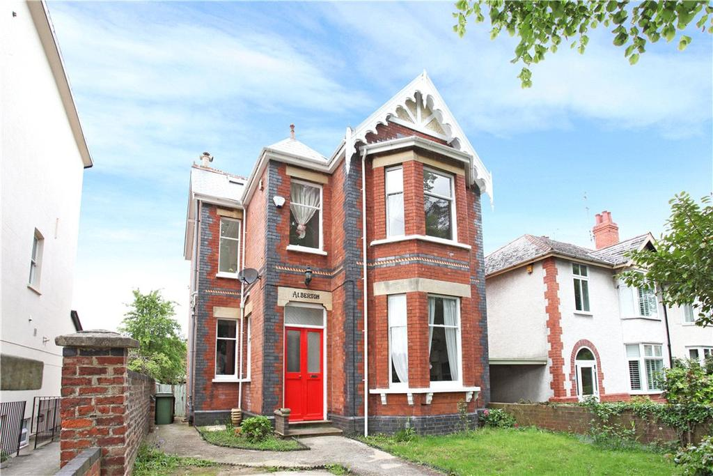 4 Bedrooms Detached House for sale in All Saints Road, Cheltenham, Gloucestershire, GL52