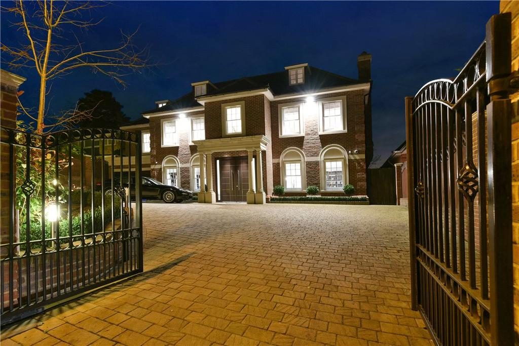 7 Bedrooms Detached House for sale in Uphill Road, Mill Hill, London, NW7