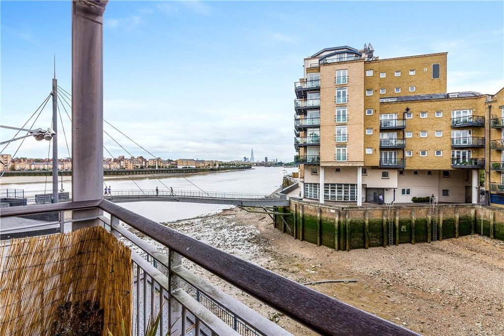 2 Bedrooms Flat for sale in Dundee Wharf, 100 Three Colt Street, Limehouse, London, E14