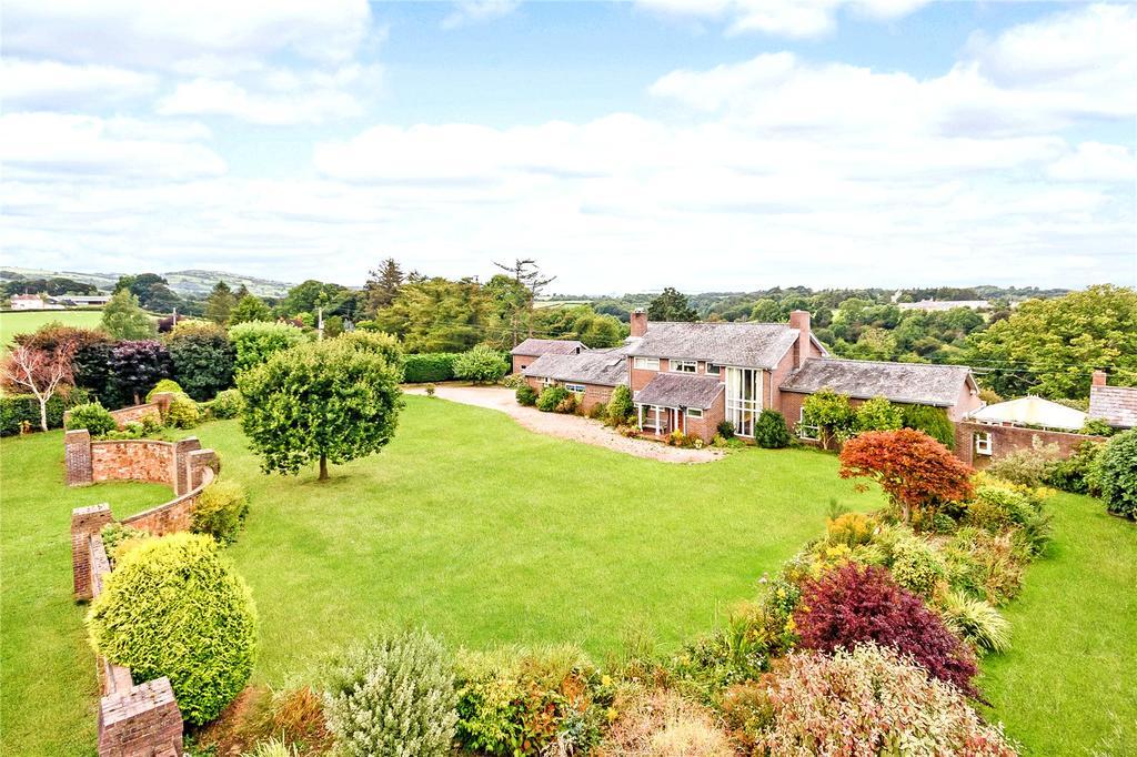 6 Bedrooms Detached House for sale in Ystrad, Denbigh, Denbighshire