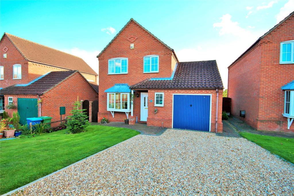 3 Bedrooms Detached House for sale in Glebe Close, Ingham, LN1