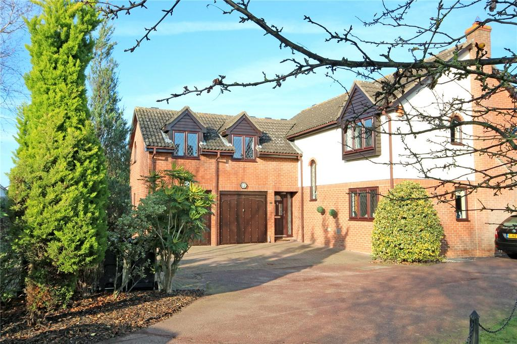 5 Bedrooms Detached House for sale in Friars Wood, Bishop's Stortford, Hertfordshire, CM23