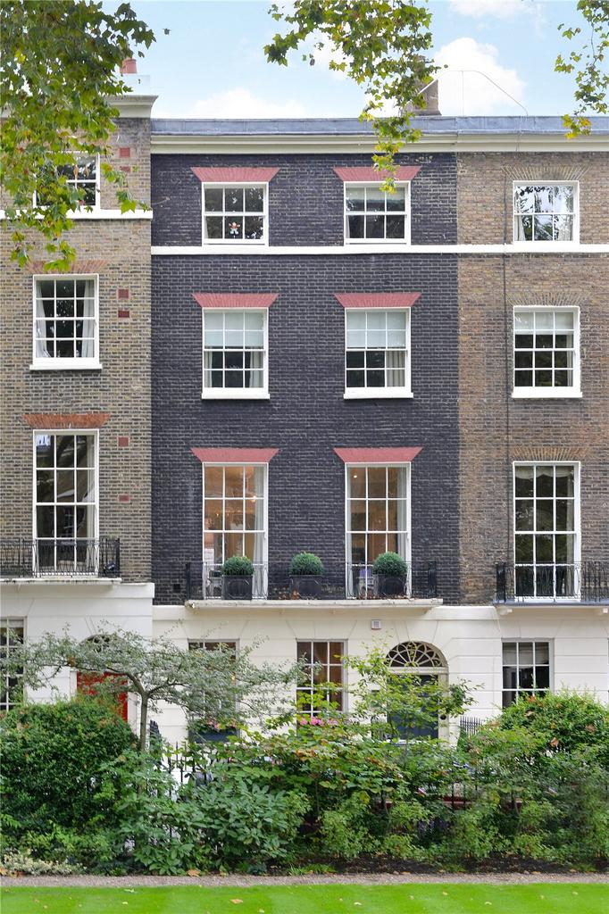 5 Bedrooms Terraced House for sale in Connaught Square, Connaught Village, London, W2