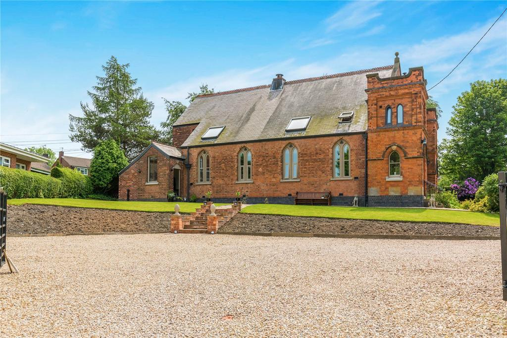 4 Bedrooms Unique Property for sale in Lower Moor Road, Coleorton, Coalville, Leicestershire, LE67
