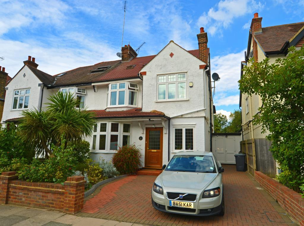 5 Bedrooms Semi Detached House for sale in Fordington Road, Highgate, London N6