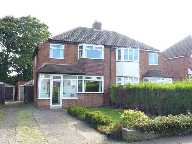 3 Bedrooms Semi Detached House for sale in Coniston Road,Streetly,Sutton Coldfield