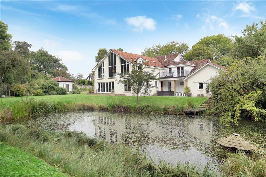 5 Bedrooms Detached Villa House for sale in Owlswood 43 Longhill Avenue, Alloway, KA7 4DY