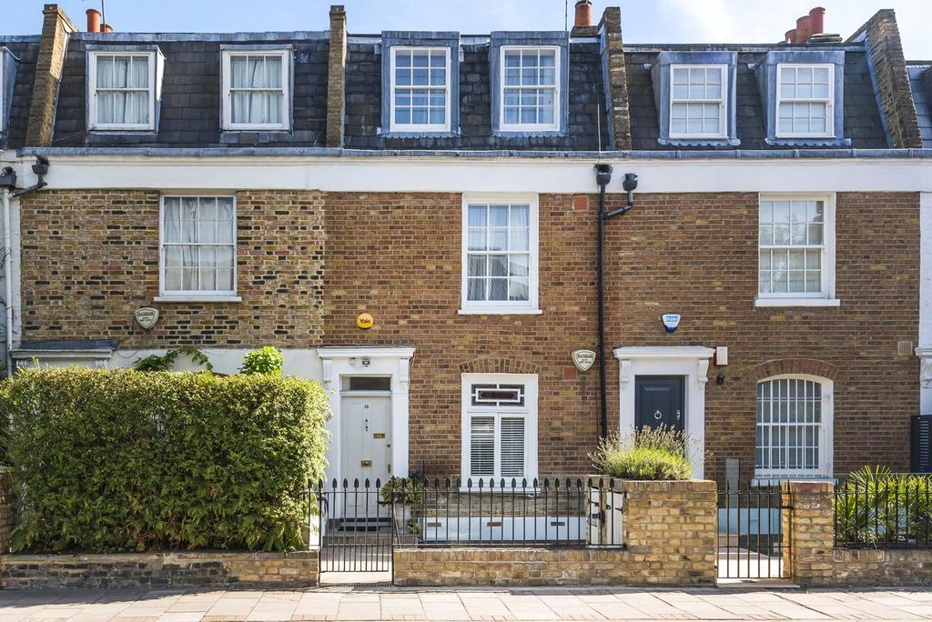 4 Bedrooms Terraced House for sale in Battersea Church Road, Battersea, London