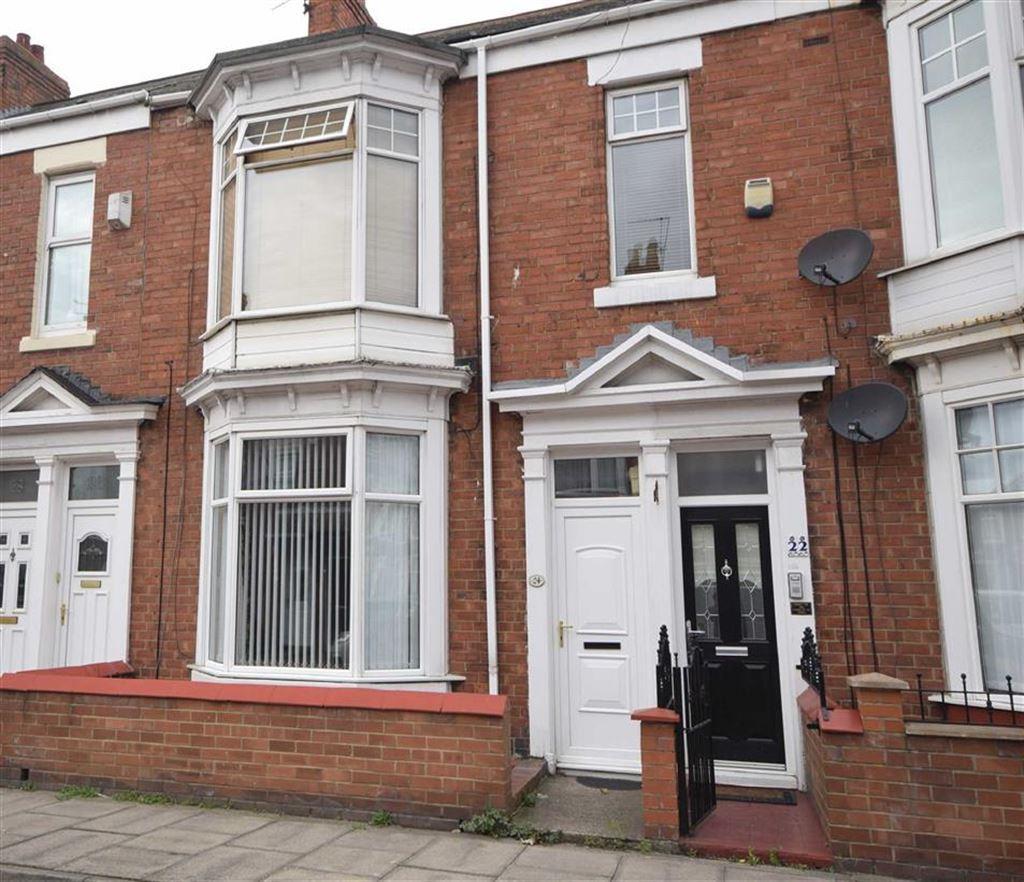 2 Bedrooms Flat for sale in Birchington Avenue, South Shields