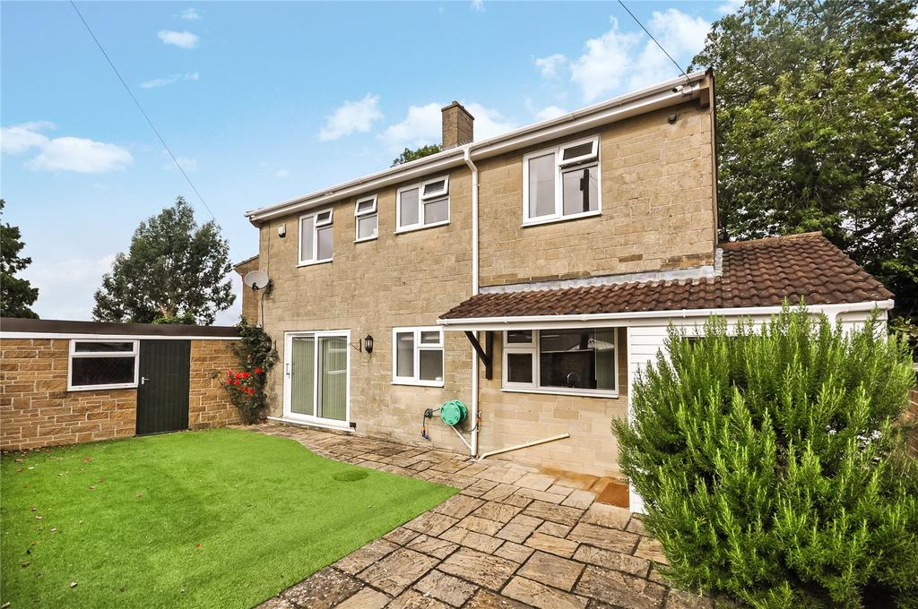 4 Bedrooms House for sale in Orchard Close, Castle Cary, Somerset, BA7