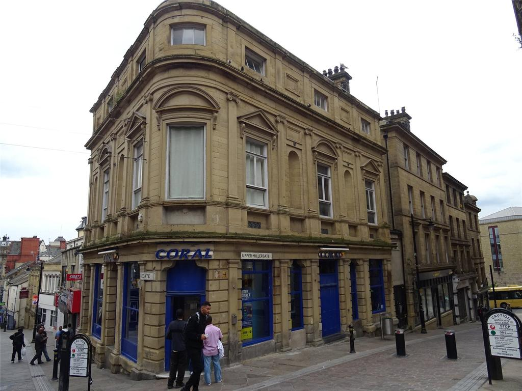 1 Bedroom Apartment Flat for sale in Georges House, 5 Upper Millergate, Bradford, West Yorkshire, BD1