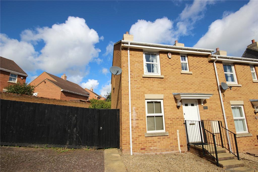 2 Bedrooms End Of Terrace House for sale in Trellick Walk, Stapleton, Bristol, BS16