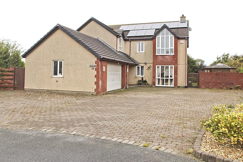 4 Bedrooms Detached House for sale in Bro Ednyfed, Llangefni, Anglesey, North Wales