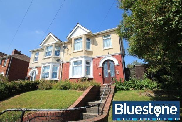 3 Bedrooms Semi Detached House for sale in Chepstow Road , Beechwood, Newport, NP19 8HH