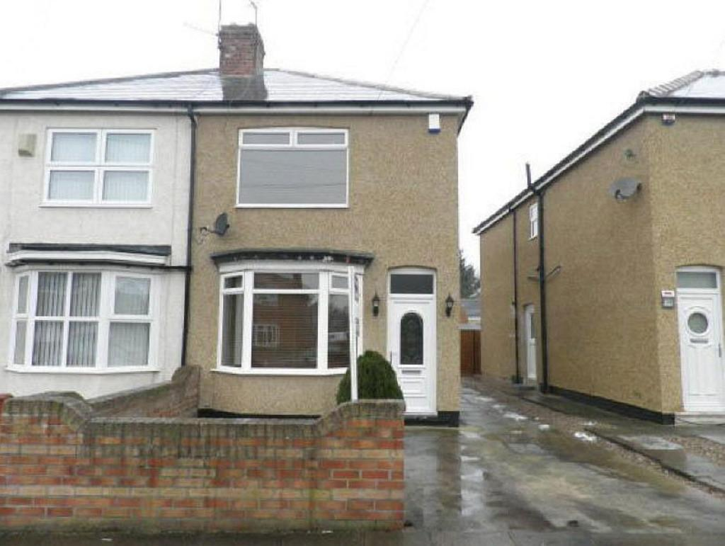 2 Bedrooms Semi Detached House for sale in Geneva Road Darlington County Durham