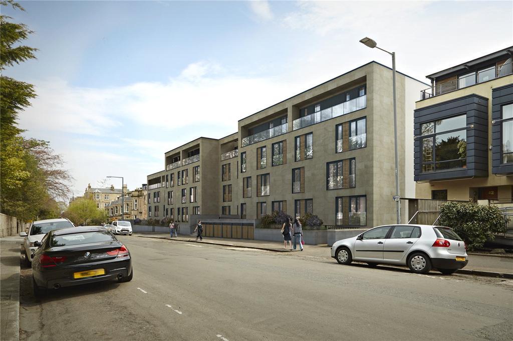 2 Bedrooms Flat for sale in Newbattle Terrace, Edinburgh