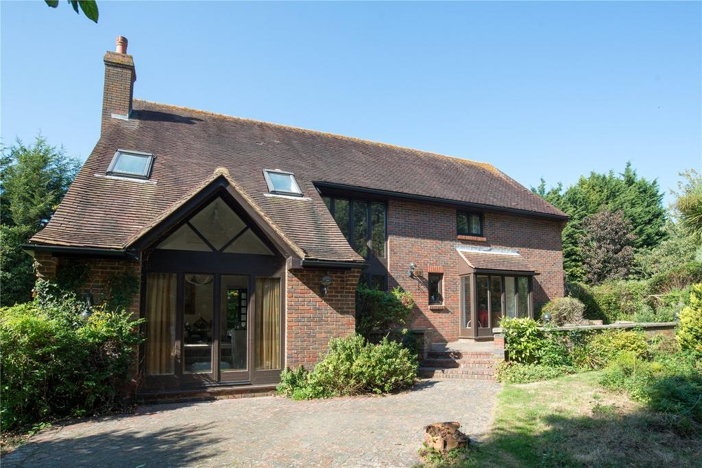 4 Bedrooms Detached House for sale in St Thomas Hill, Canterbury, Kent