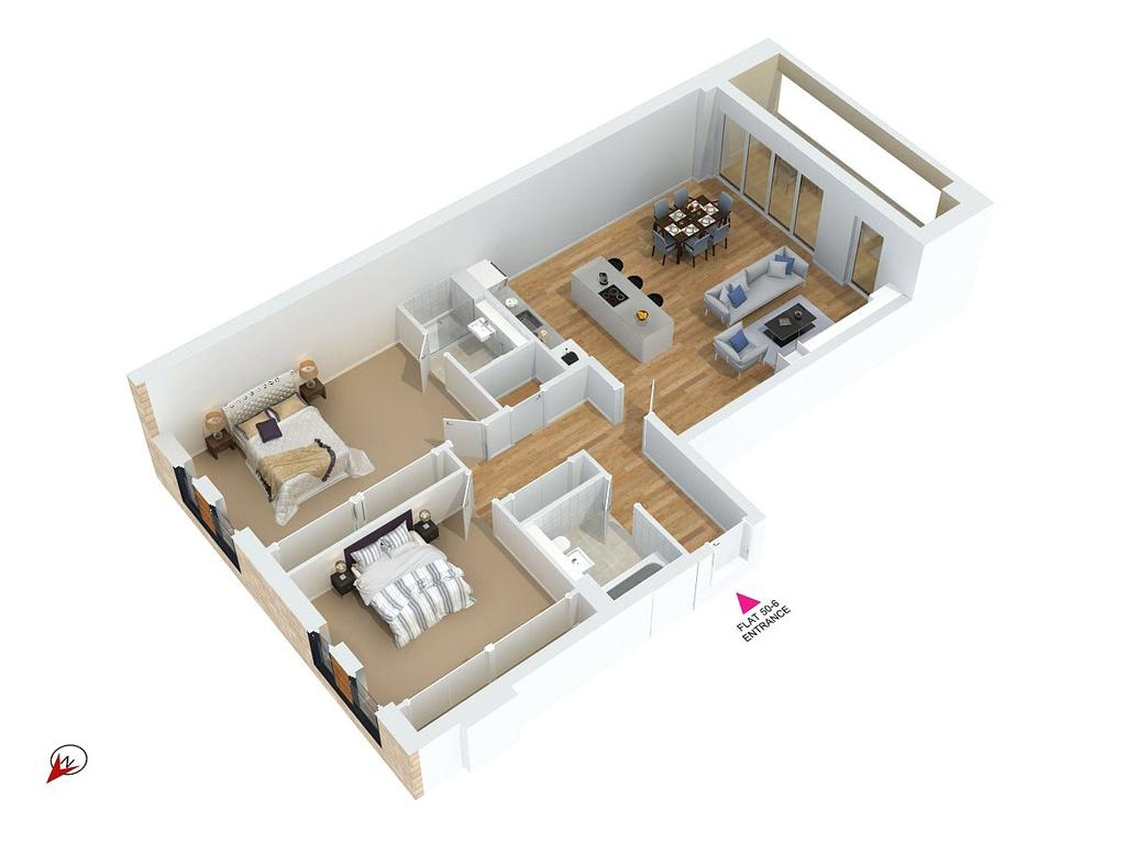 Bed Flat Edinburgh For Sale