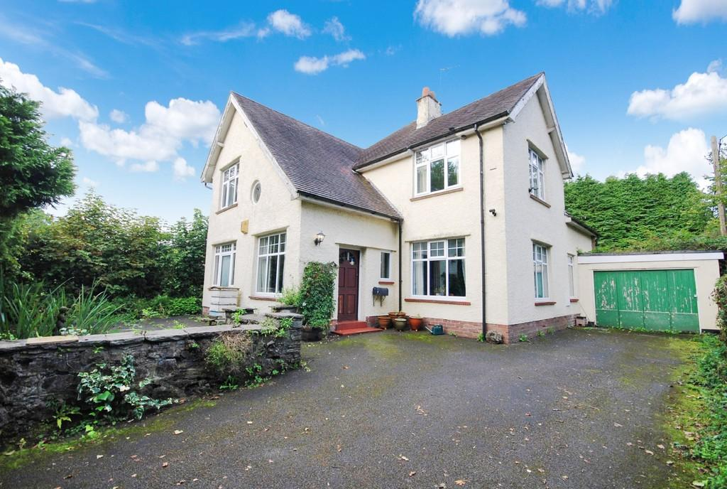 4 Bedrooms Detached House for sale in Peterston Super Ely, Vale Of Glamorgan, CF5 6NE