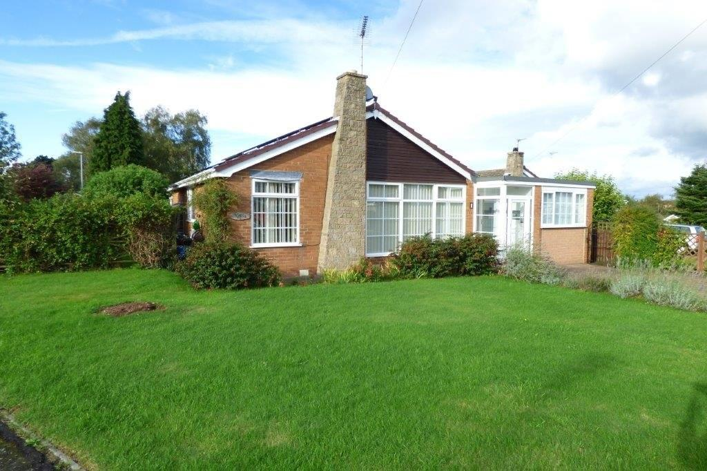 3 Bedrooms Detached Bungalow for sale in Pinfold Close, Tutbury