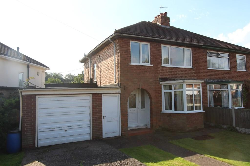 3 Bedrooms Semi Detached House for sale in The Island, Mile Oak, B78 3PP