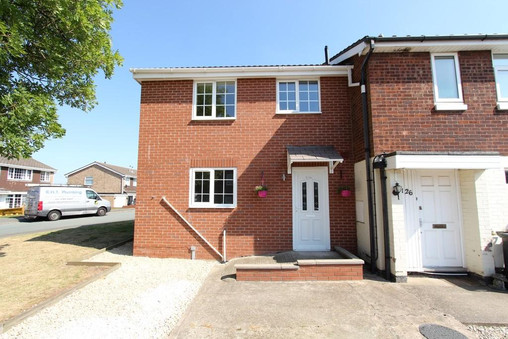 3 Bedrooms Semi Detached House for sale in Brambling, Wilnecote, B77 5PP
