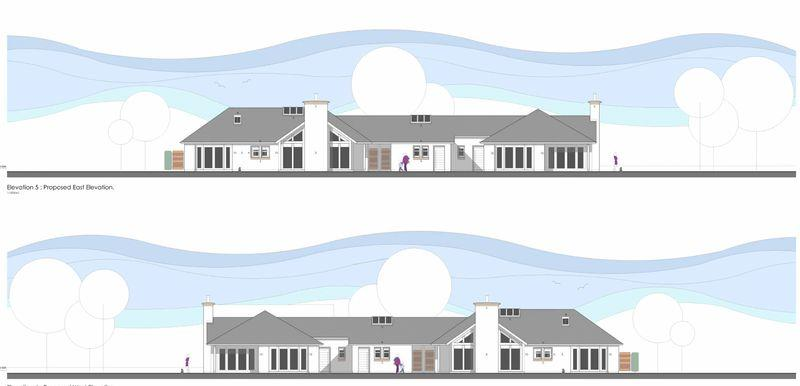 4 Bedrooms Detached Bungalow for sale in Plot 3 , Knockentiber, Kilmarnock