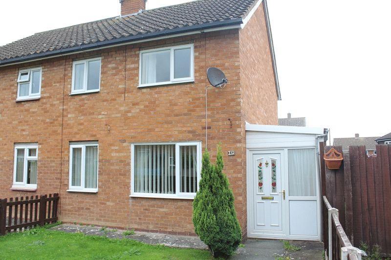 3 Bedrooms Semi Detached House for sale in Worcester Road, Harlescott, Shrewsbury, SY1 3LW