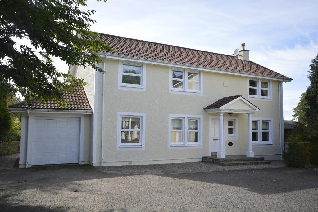 4 Bedrooms Detached House for sale in Back Yetts, Thornhill, Stirling, FK8 3PU