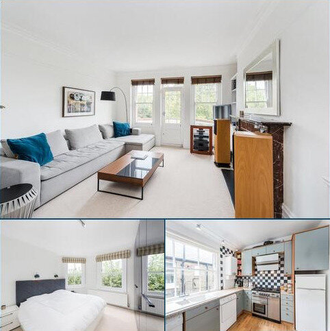 2 bedroom flat to rent - Albany Mansions, Albert Bridge Road, Battersea, London, SW11