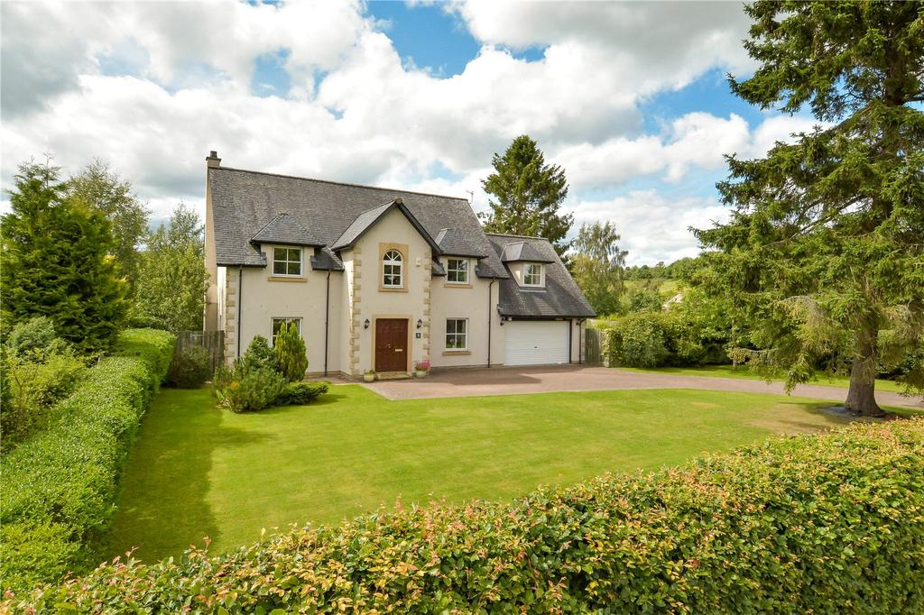 5 Bedrooms Detached House for sale in Burnside Park, Pitcairngreen, Perth, PH1