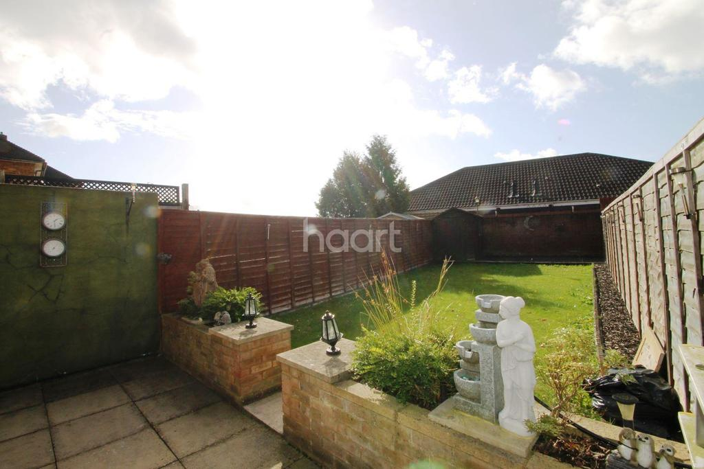 2 Bedrooms Terraced House for sale in Goodwin Road