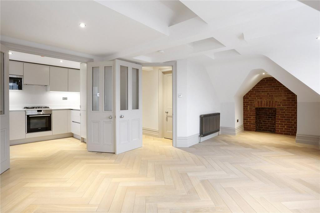 3 Bedrooms Penthouse Flat for sale in The Grange, 4 Wildcary Lane, Romford, RM3