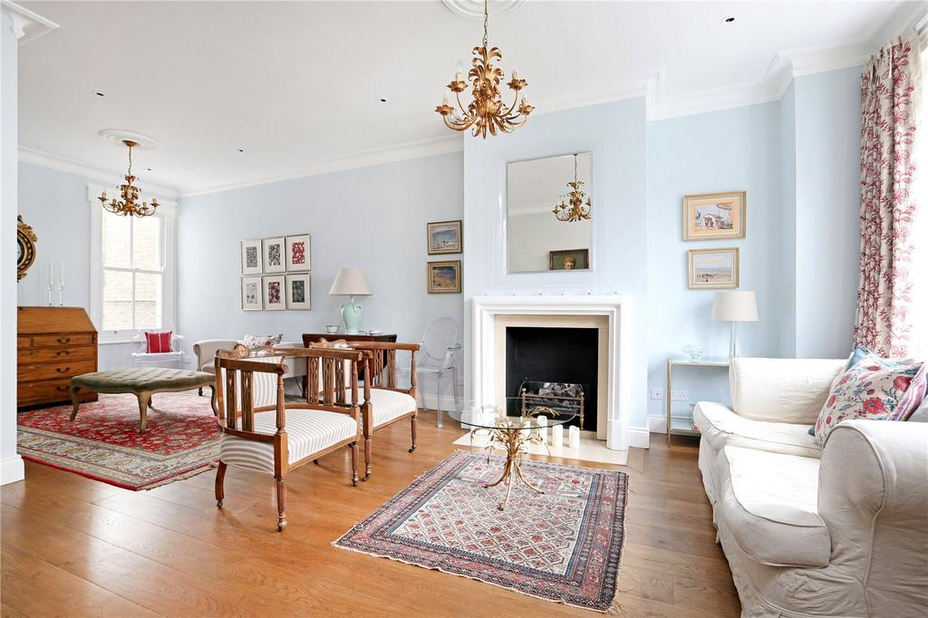 4 Bedrooms Terraced House for sale in Snowbury Road, Bury Triangle, Sands End, Fulham, SW6