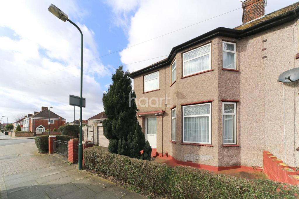 3 Bedrooms Semi Detached House for sale in Monks Park, Wembley