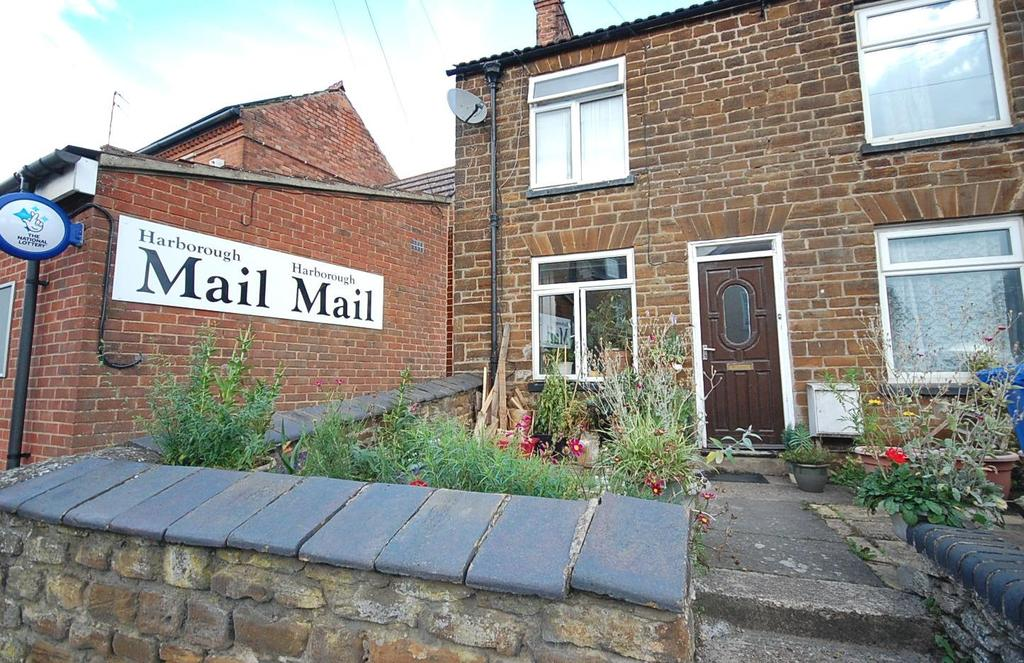 2 Bedrooms Town House for sale in Gold Street, Desborough