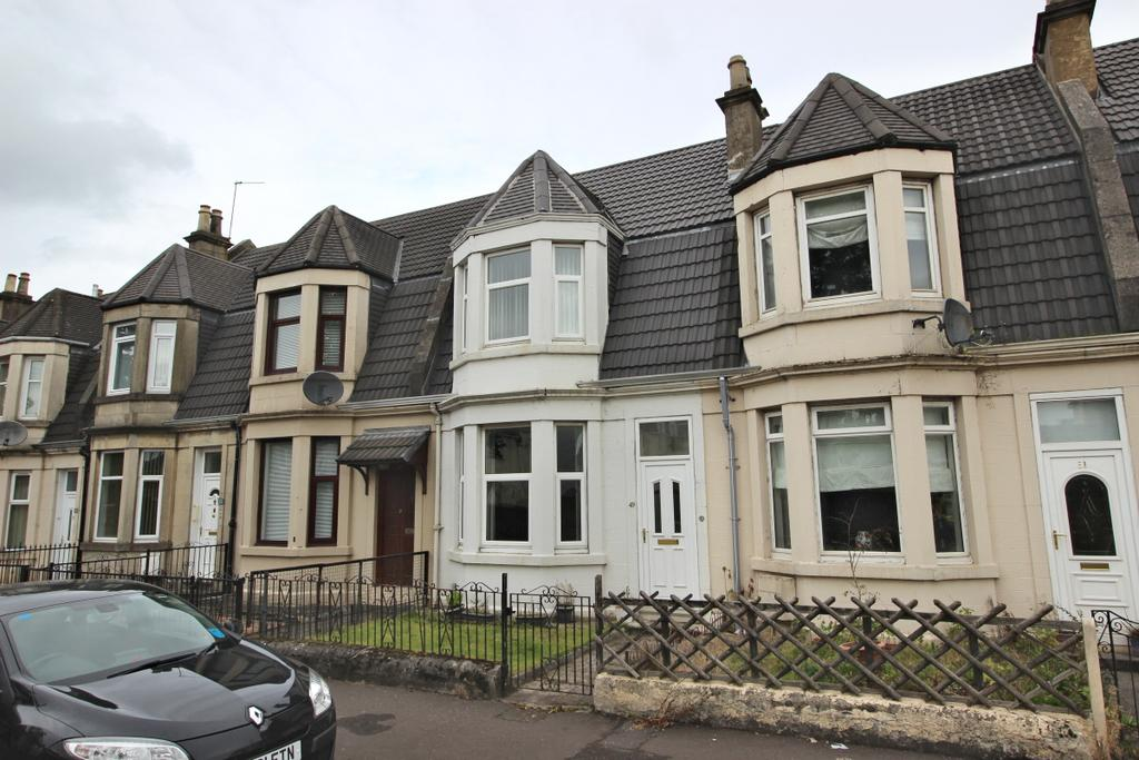 2 Bedrooms Terraced House for sale in 49 Barns Street, Clydebank, G81 1RE