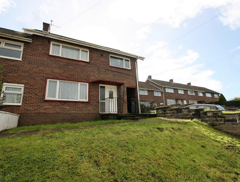 3 Bedrooms End Of Terrace House for sale in Briar Close, Pentrebane, Cardiff. CF5 3TR