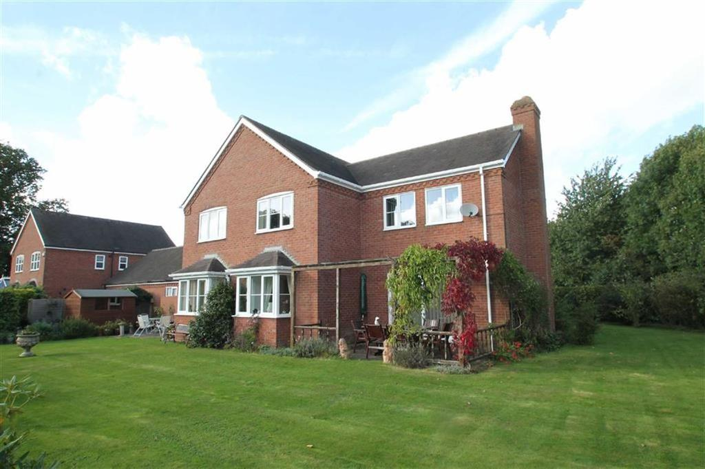 4 Bedrooms Detached House for sale in Halford Meadow, Halford, Craven Arms