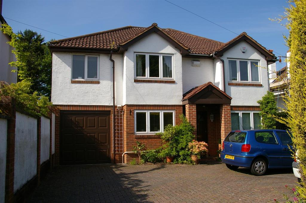 5 Bedrooms Detached House for sale in Stoke Bishop, Bristol